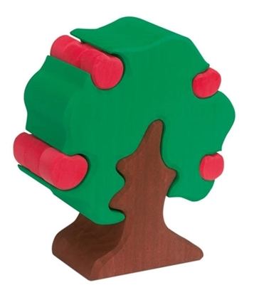 Image de Pommier en bois