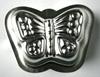 Moule à pâtisserie pour enfants en métal en forme de papillon