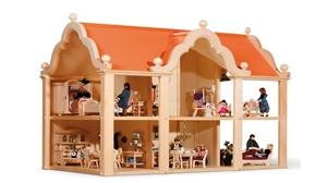 Image de la catégorie Maisons & meubles de poupées