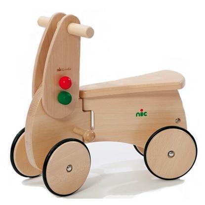 Image de Porteur en bois