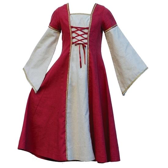 Image sur Robe de princesse petite Marianne