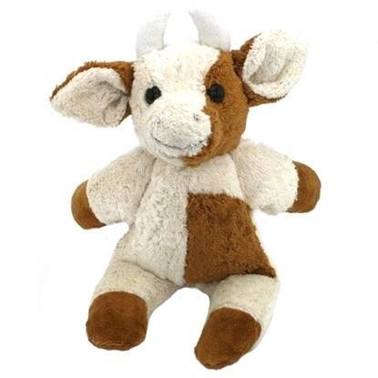 Image de Vache en coton bio