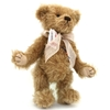 Light brown Teddy Baer in mohair.