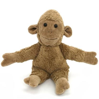 Image de Singe beige en coton bio