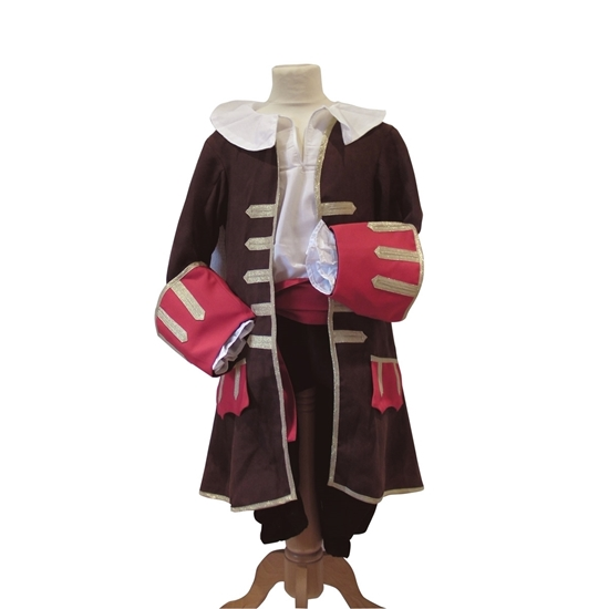 Image sur Veste de pirate